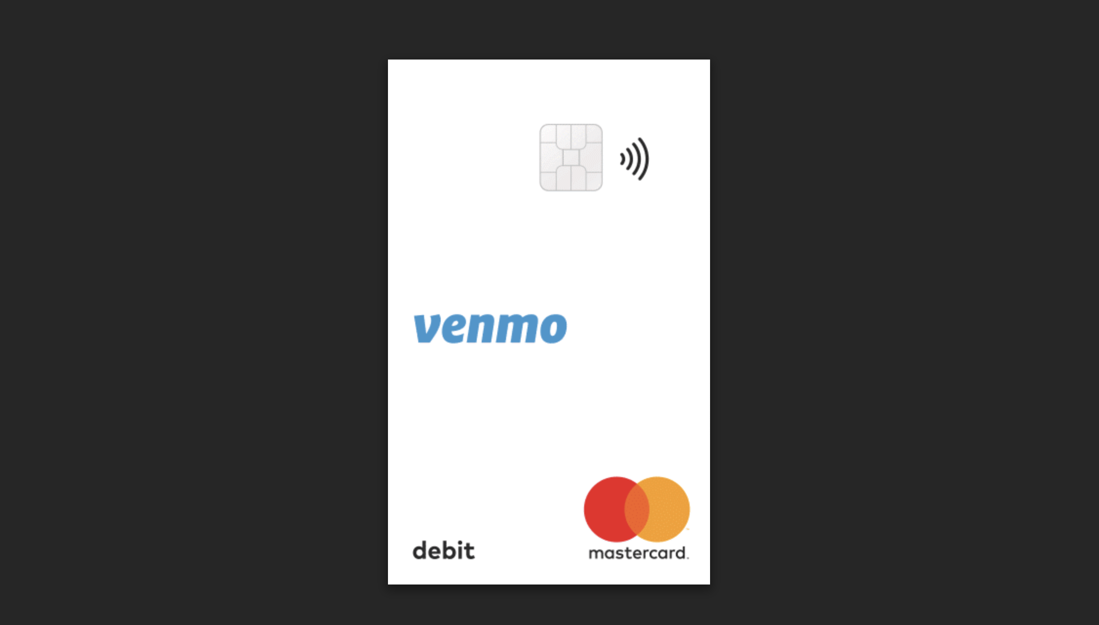 Venmo Logo - Venmo officially launches its own MasterCard-branded debit card ...