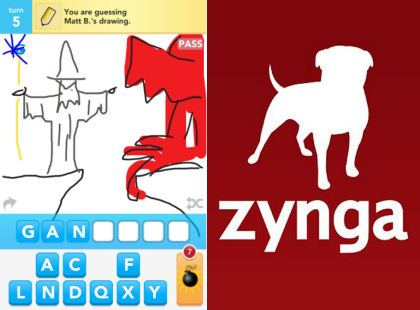 Zynga Logo - Tech Report: Zynga Shifts Strategy After Banking On 'Draw Something ...