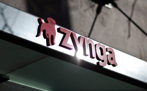 Zynga Logo - Zynga shares take a hit as player ranks shrink (Update)