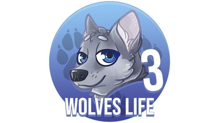 Animated Wolf Logo Logodix