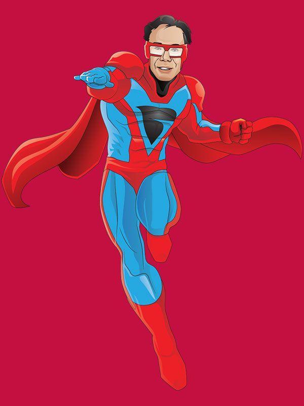 Create Own Superhero Logo - LogoDix