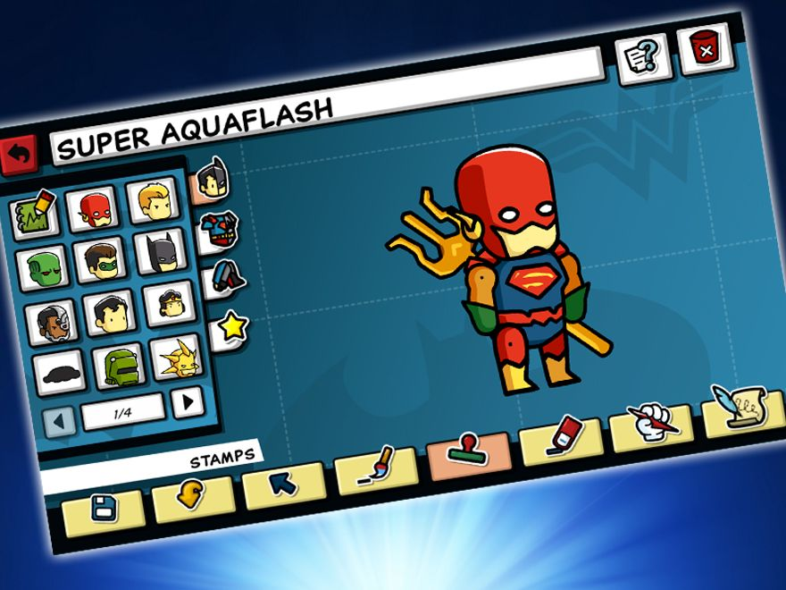 Create Own Superhero Logo - Create your own heroes and villains! | DC