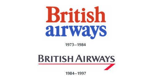 British Airways Logo - British Airways Logo | Design, History and Evolution