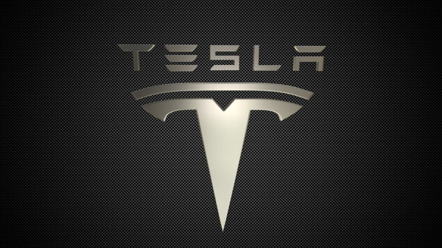 Tesla Logo - Tesla logo 3D Model in Parts of auto 3DExport