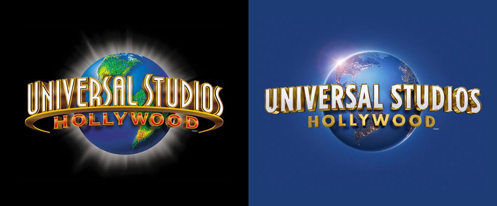 Universal Logo - Brand New: New Logo for Universal Studios Hollywood by Struck