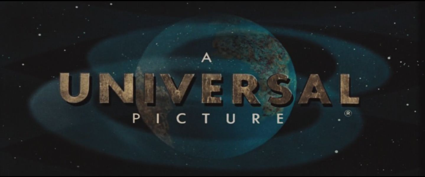 Universal Logo - production - Why is the old Universal logo used for a 2009 movie ...