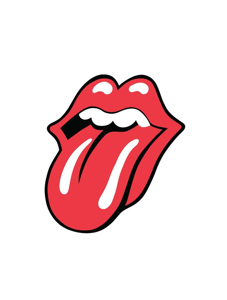 Rolling Stones Tongue Logo - The Rolling Stones Tongue Logo 1971 Lithograph