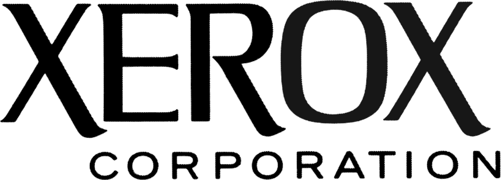 Xerox Logo - Image - Xerox Corporation 1961.png | Logopedia | FANDOM powered by Wikia
