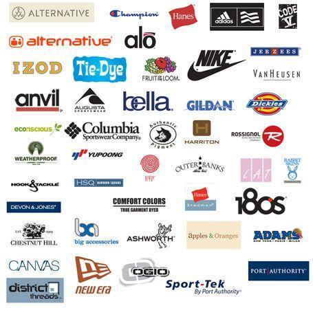Athletic Clothing Logo Logodix