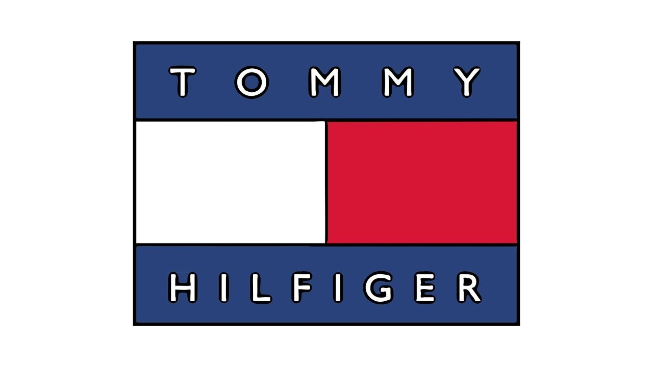 Tommy Hilfiger Logo - How to Draw the Tommy Hilfiger Logo (symbol) - YouTube