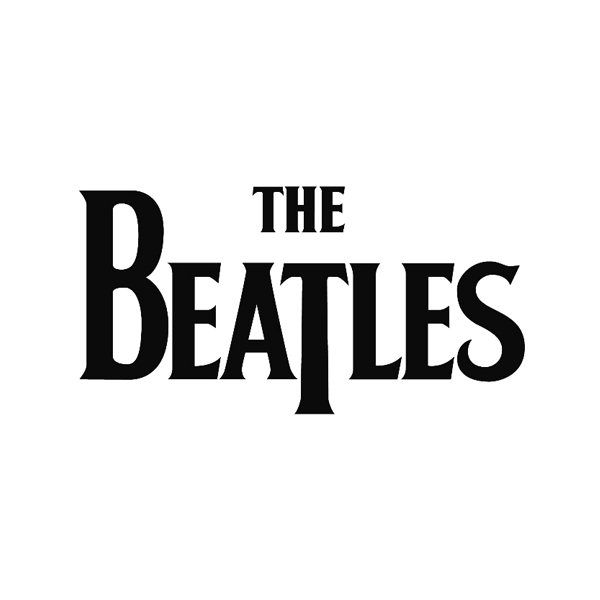 The Beatles Logo - The Beatles Font and Logo