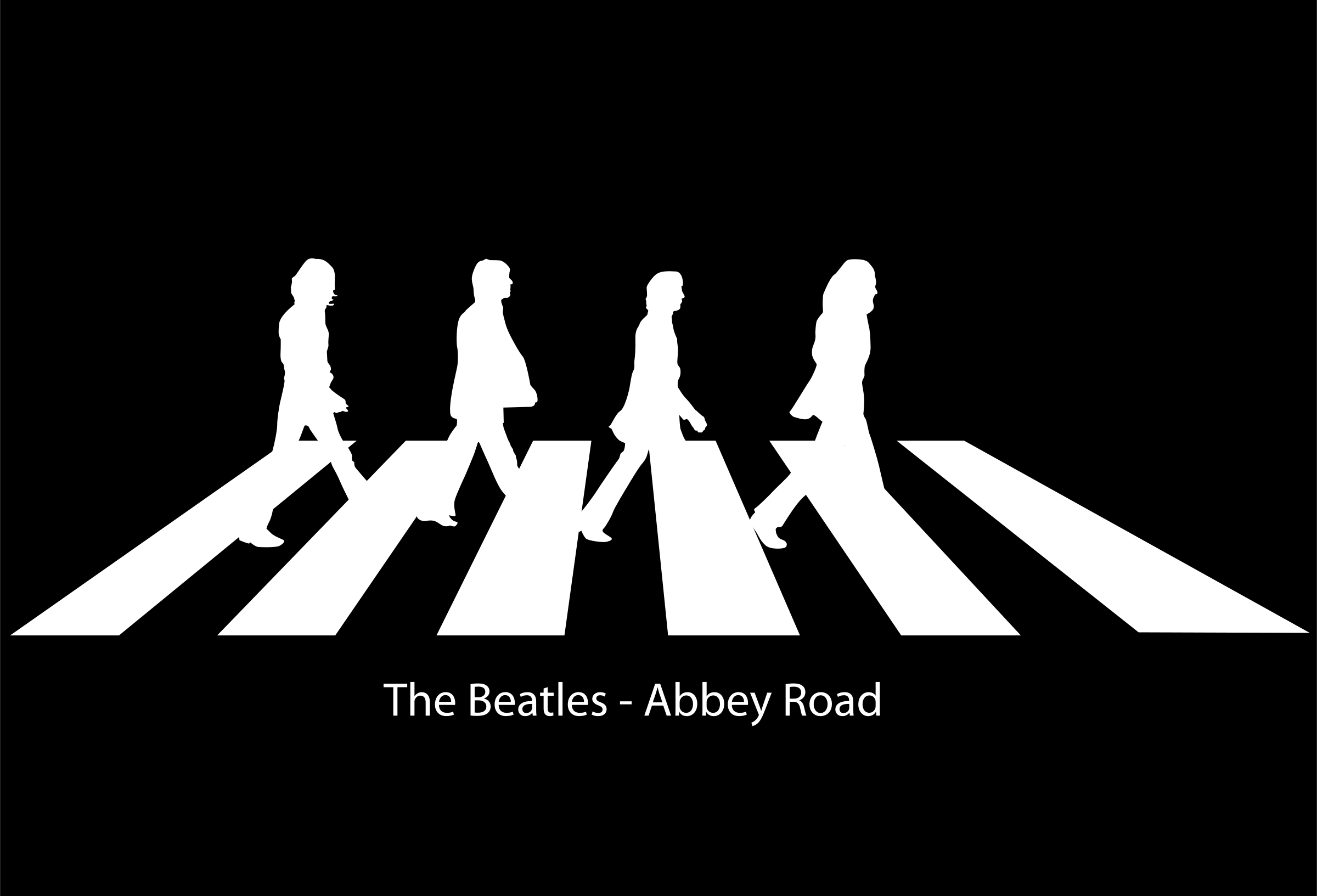 The Beatles Logo - The Beatles AR Logo PNG Transparent & SVG Vector - Freebie Supply
