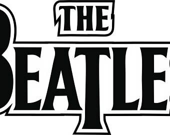 The Beatles Logo - The beatles sticker | Etsy
