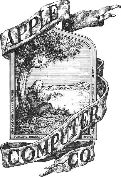 Original Apple Logo
