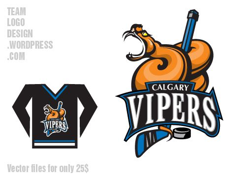 Cool Hockey Team Logo - Team Logo Design Professional And Illustration Magnificient Hockey ...