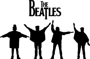 The Beatles Logo - The Beatles Logo Vector (.EPS) Free Download