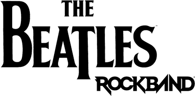 The Beatles Logo - File:The Beatles Rockband Logo.png - Wikimedia Commons