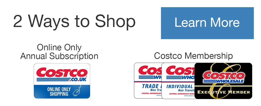 Costco Logo - Join the club & start saving! | Costco UK