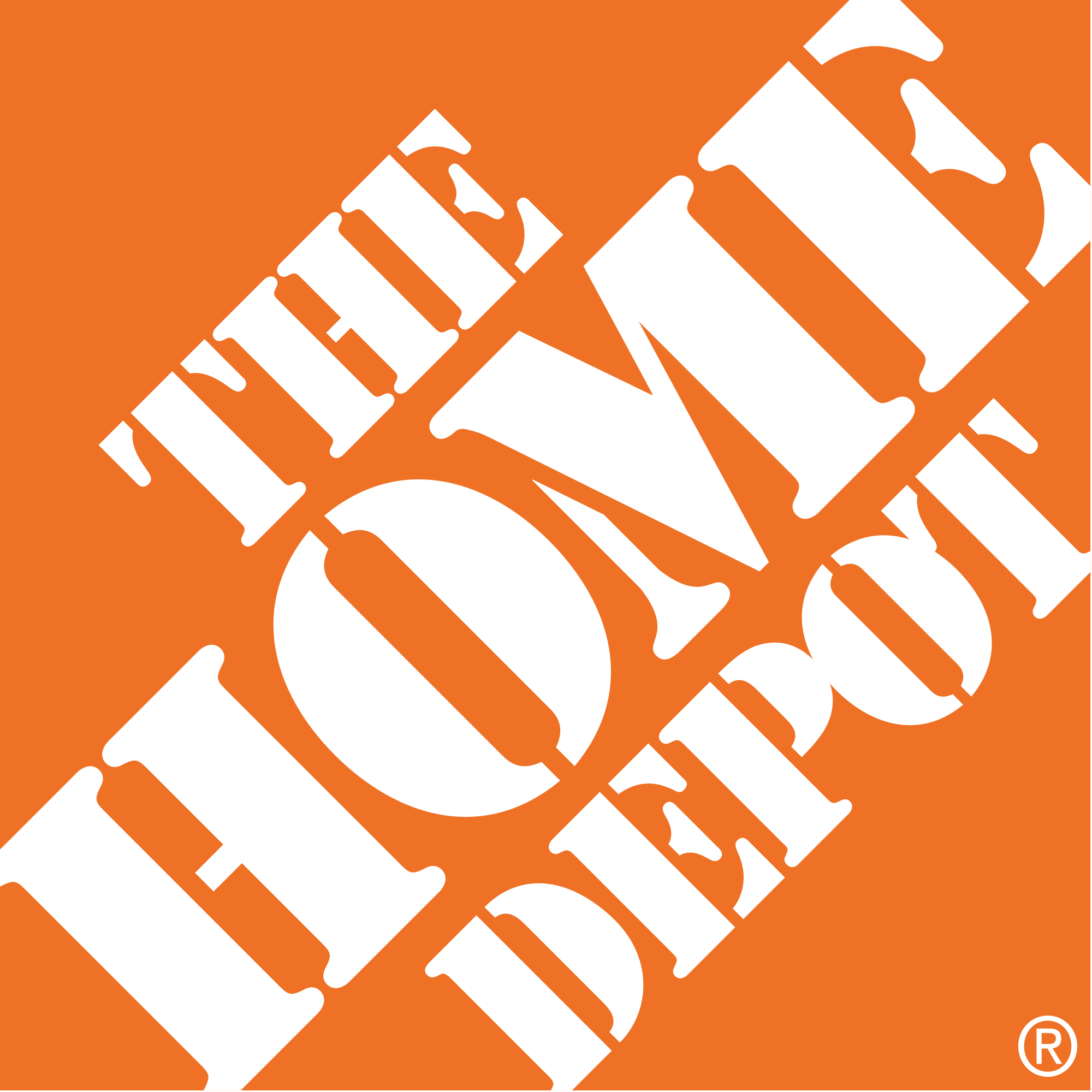 Home Depot Logo - File:TheHomeDepot.svg - Wikimedia Commons