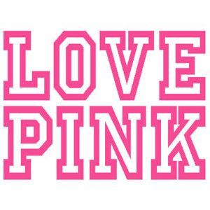 Victoria Secret Pink Logo - tumblr transparent graphics victorias secret - Google Search | t ...