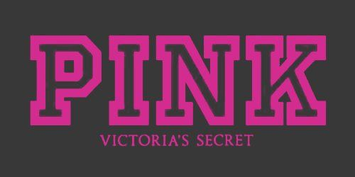 Victoria Secret Pink Logo - victoria-secret-pink-logo.jpg (500×250) | via Tumblr