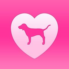 Victoria Secret Pink Logo - PINK by Victoria's Secret dog logo | Fashion Passion | Pinterest ...