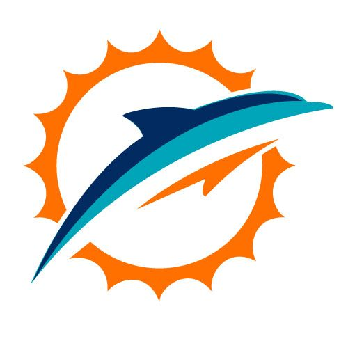 Dolphins Old Logo - Dolphins Logo Change, Blackout Rules, & New Facility Design