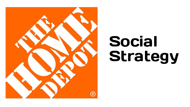 Home Depot Logo - How Home Depot Uses Social Media For Success - Writers Unblocked ...