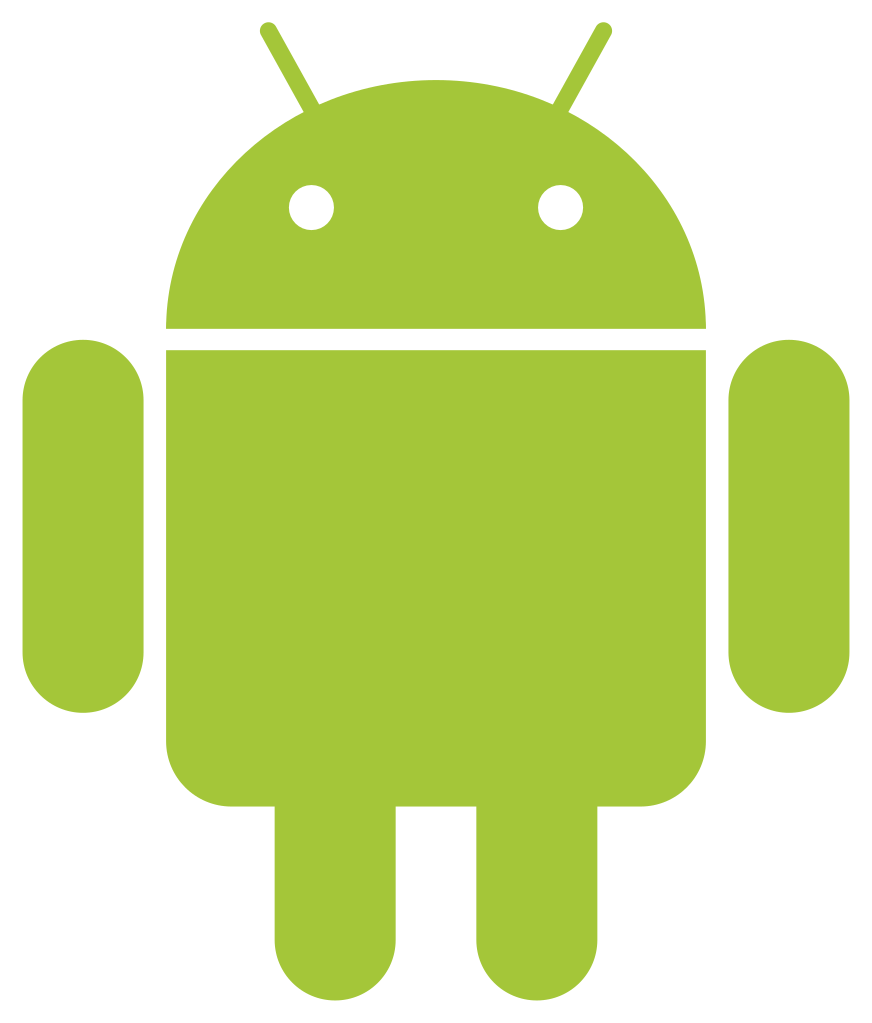 Android Logo - File:Android robot.svg