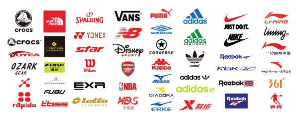 Shoe Brand Logo - LogoDix