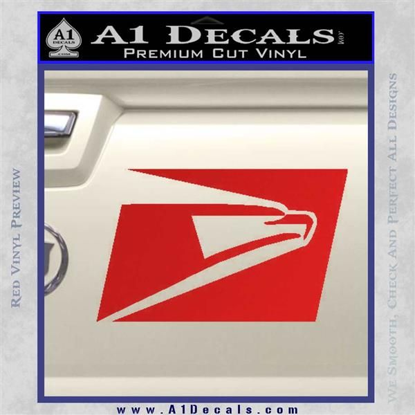 USPS Logo - USPS United States Postal Service Decal Sticker » A1 Decals