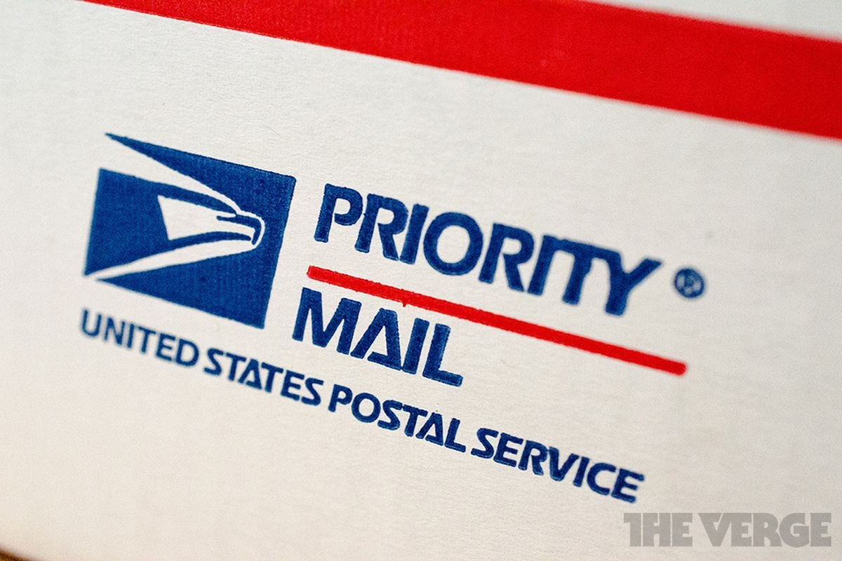 USPS Logo - US Postal Service to run same-day delivery trial program in San ...