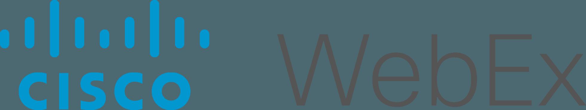 Cisco WebEx Logo - LogoDix