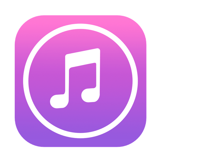 iTunes Logo - iTunes iOS 7 logo - iPad, iPad Air, iPad Pro, ios 12, iPhone 6 ...