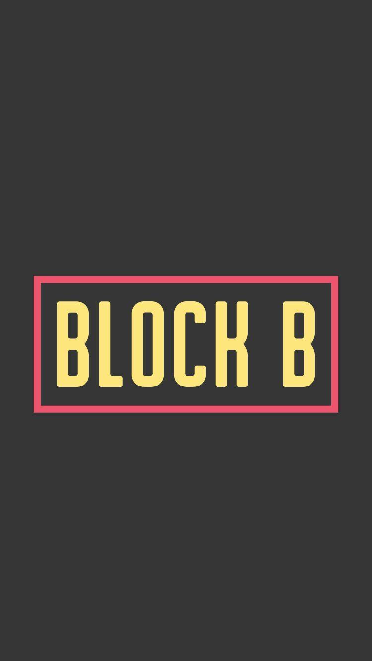 Block B Logo Logodix