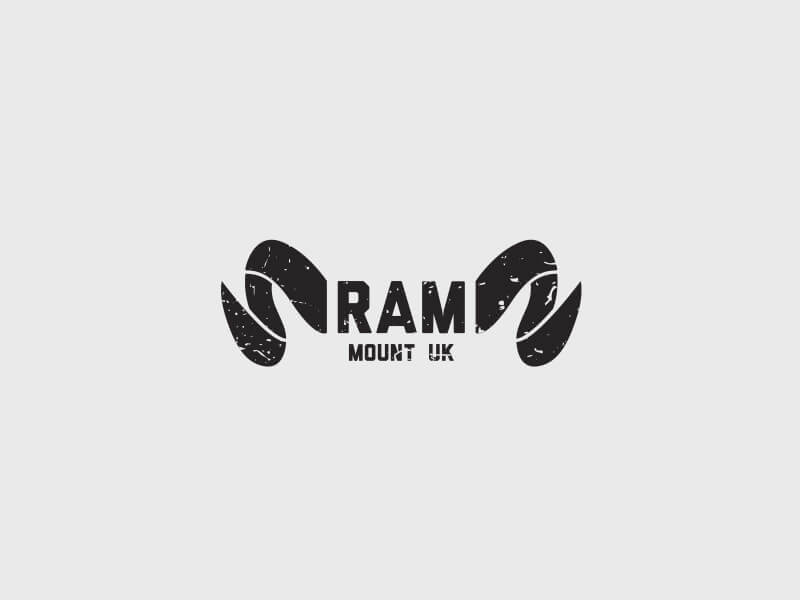 Ram Logo - Camera Mount Logo Design - RAM Mount UK