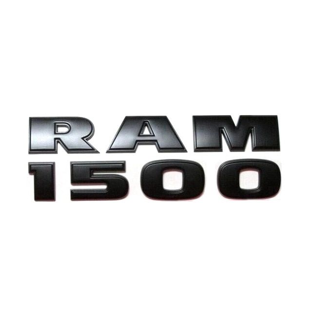 Ram Logo - US $275.0 |ABS Plastic R A M 1500 Emblem Badge Logo 3D-in Car Stickers from  Automobiles & Motorcycles on Aliexpress.com | Alibaba Group