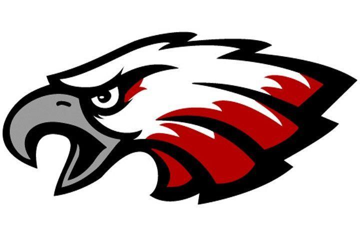 Black And Red Eagle Logo Logodix