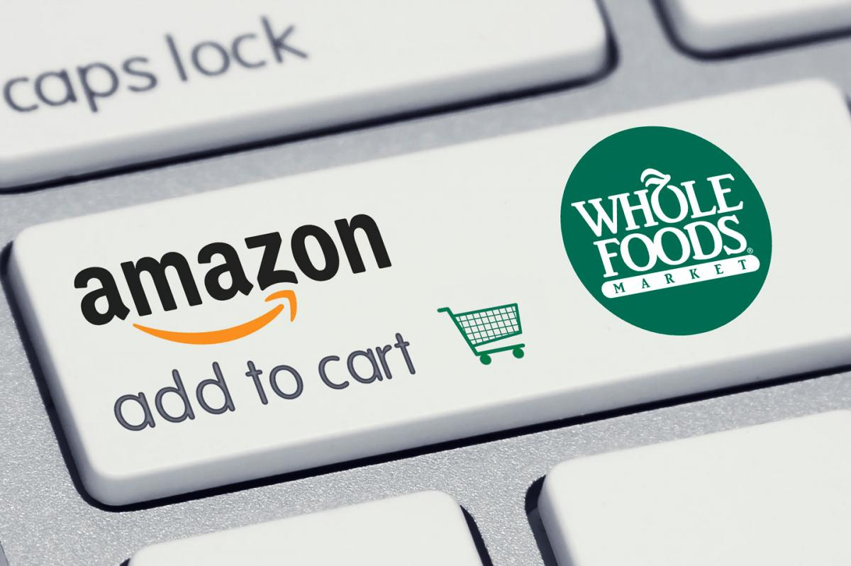 Whole Foods Logo - Amazon Has Plan to Shed Whole Foods' 'Whole Paycheck' Image | CMO ...