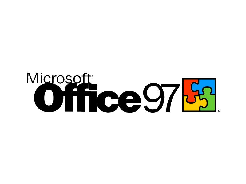 Microsoft Office 97 Logo - LogoDix