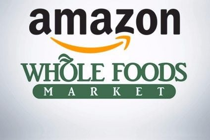 Whole Foods Logo - Amazon-Whole Foods one year on - what's changed? | Food Industry ...