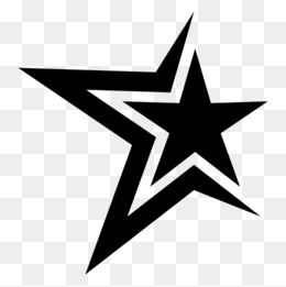 Black Star Logo - Black Star Png, Vectors, PSD, and Clipart for Free Download | Pngtree