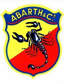 Abarth Logo - Behind the Badge: Hidden Meaning of the Abarth Logo's Scorpion - The ...