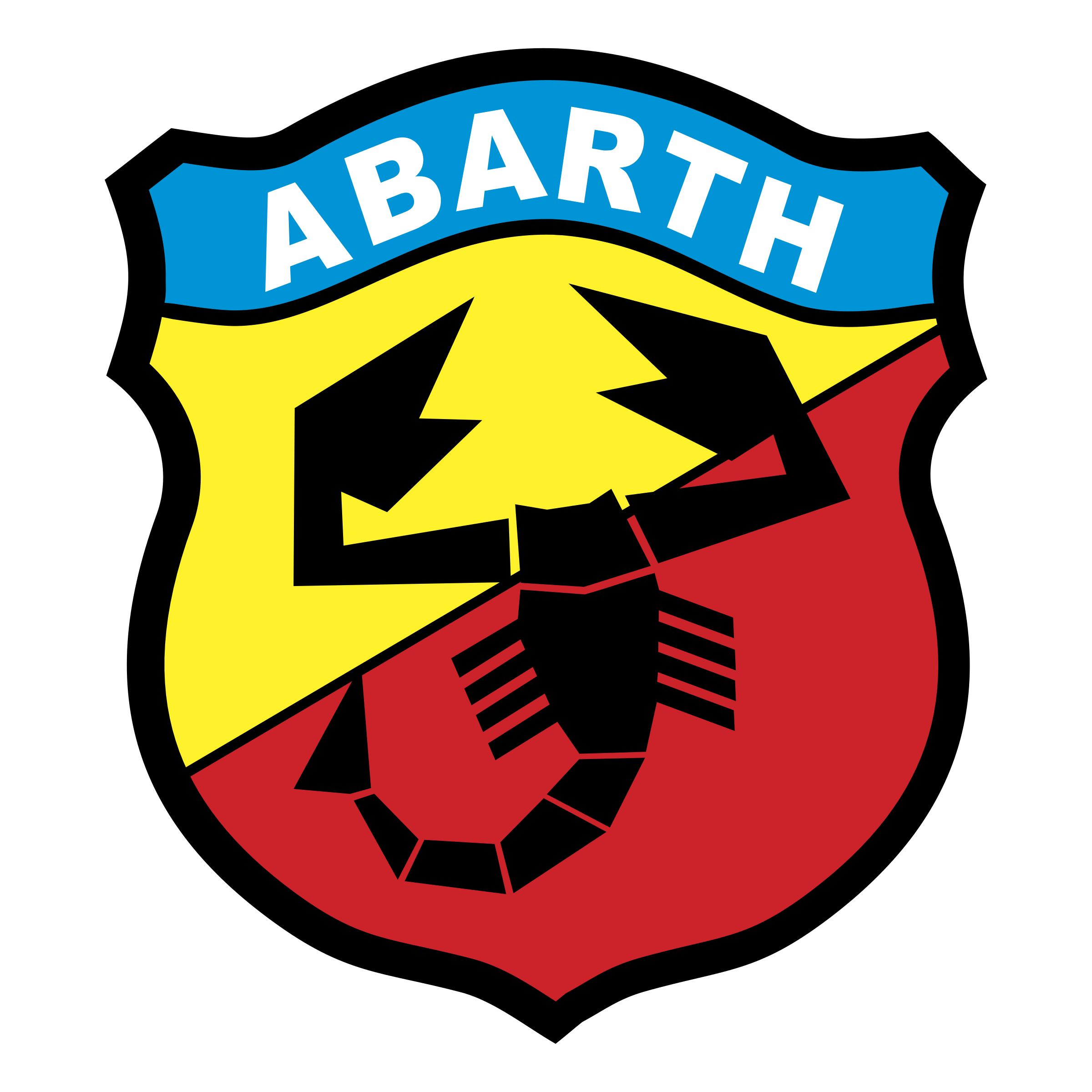 Abarth Logo - Abarth Logo PNG Transparent & SVG Vector - Freebie Supply