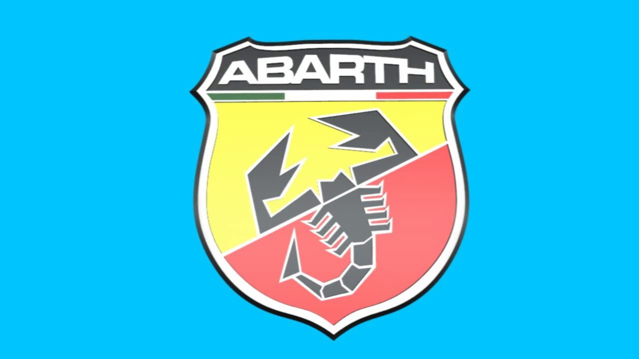 Abarth Logo - Abarth logo chroma - YouTube