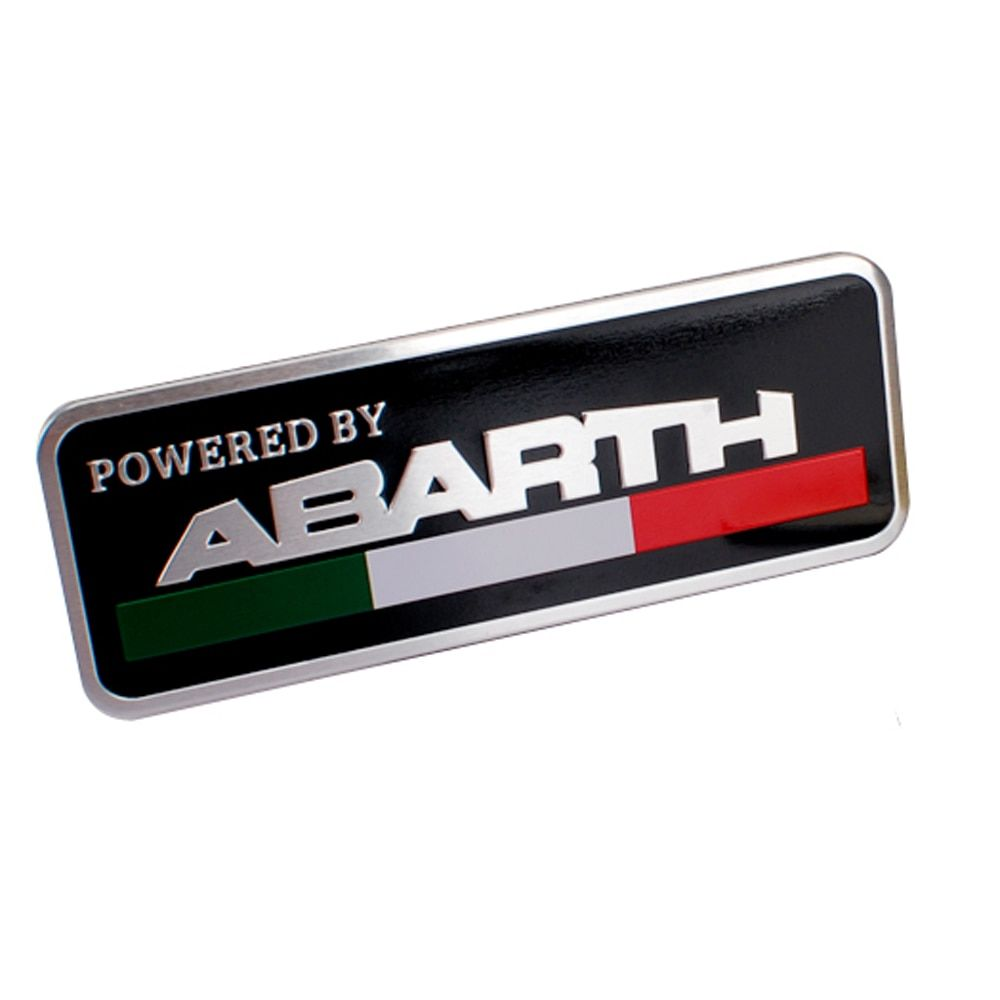 Abarth Logo - Auto Styling Abarth Logo Emblem Badge for Abarth 595 500 695 124 ...