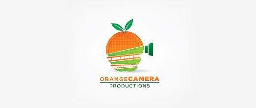 Orange Logo - 35 Juicy Examples of Orange Logo Designs | Naldz Graphics