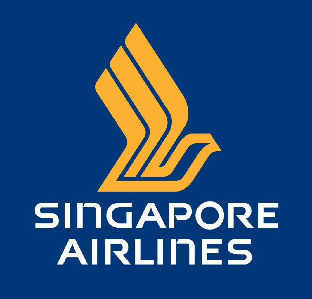 Singapore Airlines Logo - Singapore Airlines logo: The iconic SA logo includes the