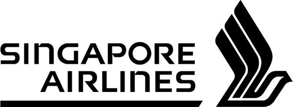 Singapore Airlines Logo - Singapore airlines 2 Free vector in Encapsulated PostScript eps ...
