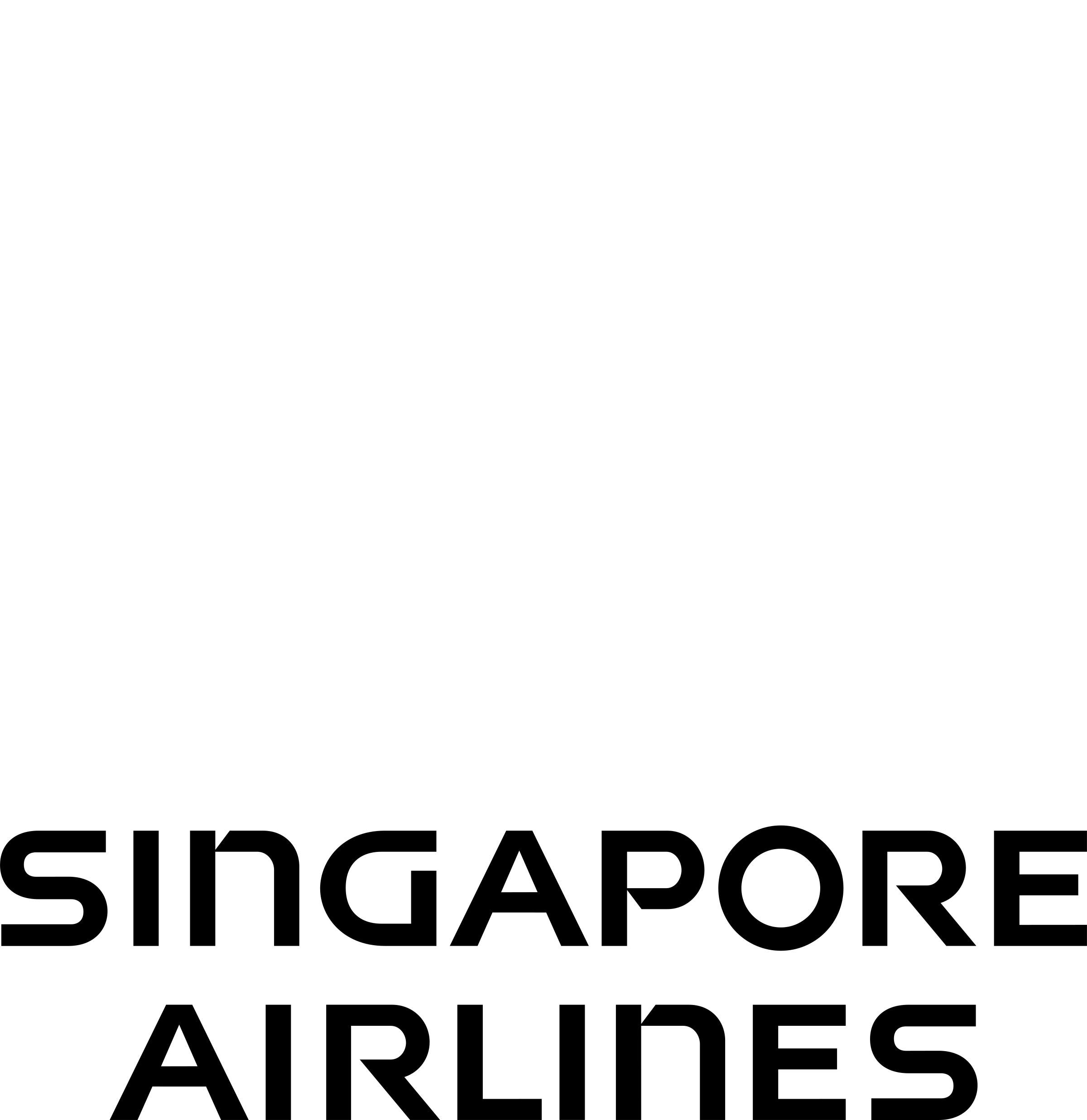 Singapore Airlines Logo - Singapore Airlines Logo PNG Transparent & SVG Vector - Freebie Supply